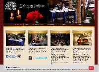 Ristorante ITALIANO Pompeis webside