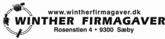 Winther Firmagaver