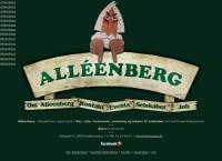 Alleenberg, Restaurants webside