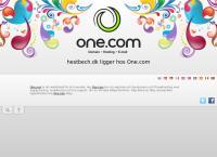Hestbech A/Ss webside