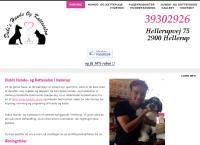 Dubi's Hunde- og Kattesalons webside