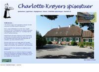 Charlotte Krøyers Spisestuers webside