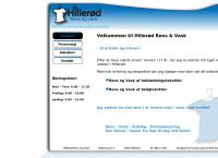 Hillerød Rens og Vasks webside