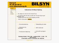 Bilsyn Nyborg ApSs webside