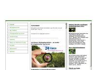 Biologforbundets webside