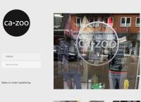 CA-Zoos webside