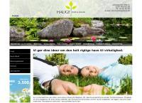 Hauge Have & Anlæg I/Ss webside
