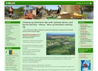 Hessellund Sø-Campings webside
