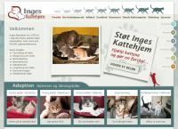 Kattehjemmet i Hillerøds webside