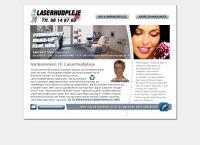 Laserhudpleje ved Charlottes webside