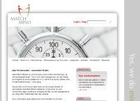 Matchmind Midt ApSs webside
