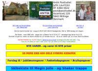 Antik Postludiets webside