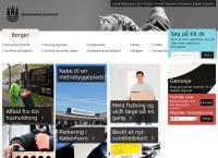 Plejehjemmet Aftensols webside