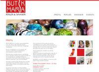 Butik Marias webside