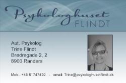 Psykologhuset Flindt  v/Trine Flindt