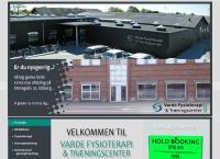 Varde Fysioterapi v/Lars Dahl Nikolajsens webside