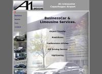 A1 Limousine v/Lis Joness webside