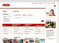 Posthus Ringkøbings webside