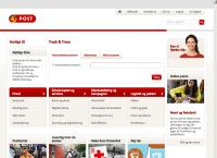 Posthus Gadstrups webside