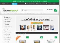 DecoFarver.dks webside