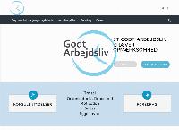 Godt arbejdslivs webside