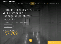 uniplandanmark A/Ss webside