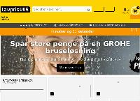 Lavprisvvs.dks webside