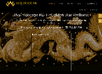 Golden Star Wellnesss webside