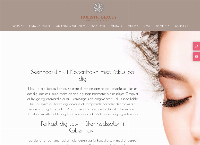 Holistic Beautys webside