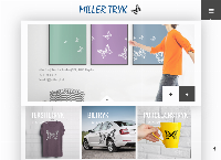 Miller Tryks webside
