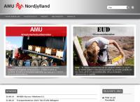 Amu Nordjyllands webside