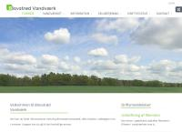 Blovstrød Vandværk I/Ss webside