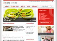 Cafe Amalies webside