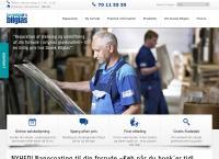 Dansk Bilglas A/Ss webside