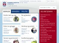 Fåborg Midtfyn Kommunes webside