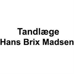 Tandlæge Hans Brix Madsen