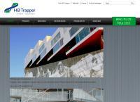 Hb Trapper & Stål A/Ss webside