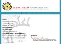 Humlebæk Lille Skoles webside