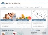 Ikast Andelsboligforenings webside