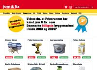 jem & fix Køges webside