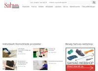 Sahva Cares webside
