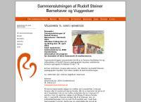 Kastaniehuset Rudolf Steiners webside