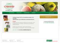 Unifood Import A/Ss webside