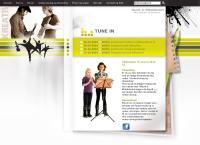 Varde Kommunale Musikskoles webside
