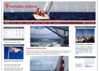 Kvindelig Sejlklubs webside