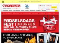 Bauhauss webside