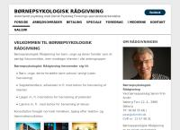 Børnepsykologisk Rådgivning v/Søren Friis Smiths webside