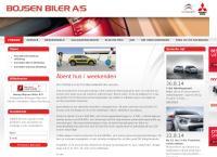 Citroën Holstebro Bojsen Biler a/Ss webside