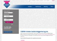 CAB INNs webside