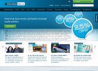 Danske Banks webside